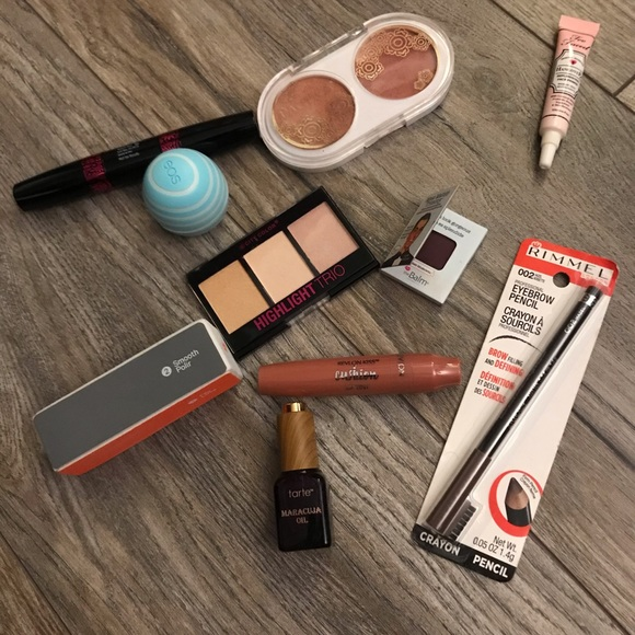 Too Faced Other - Bundle: eyebrow pencil, lip tint, blush +more
